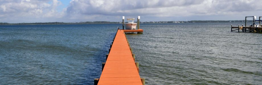 boat dock and pier